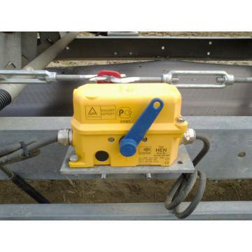 Limitator safety benzi