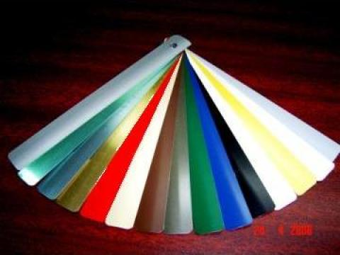 Jaluzele orizontale din aluminiu