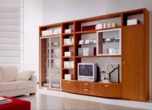 Mobila biblioteca de la Azteca Grup