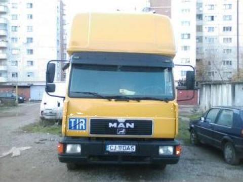 Camion MAN 8 163 de la Mardas Impex S.R.L
