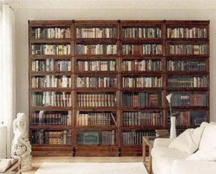 Biblioteca Boknas de la Arredare
