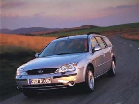 Rent a car Timisoara Ford Mondeo de la KlassWagen Rent A Car Timisoara