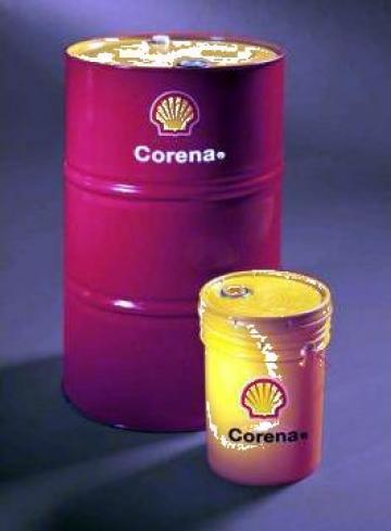 Ulei compresor Shell CORENA de la Antos Grup Srl