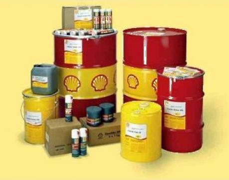 Uleiuri industriale/auto si vaseline Shell de la NV Trade Industrial Srl