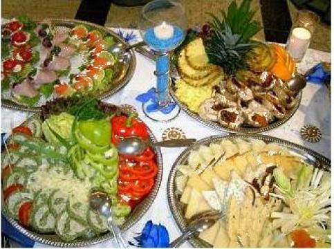 Catering pentru evenimente festive