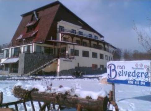 Revelion la munte 2013 de la Hotel Bran Belvedere Bran
