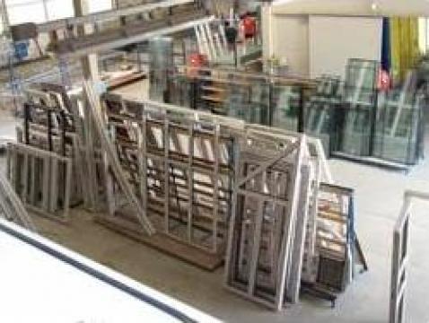 Ferestre din PVC Gealan cu geam termopan Constanta