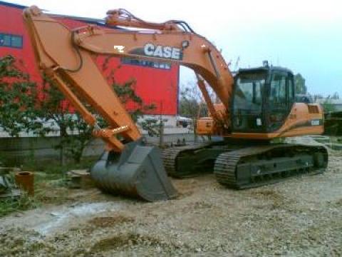 Excavatii, decopertari, fundatii, amenajare drum de la Wertykl Proiect