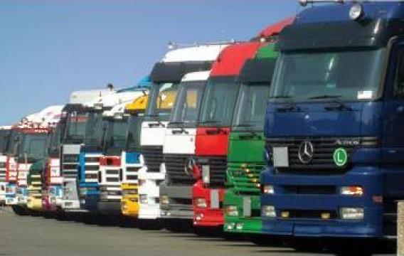Uleiuri Shell pentru vehicule comerciale si autoturisme