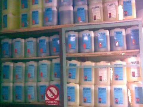 Detergent superconcentrat Plurix de la Tehnic Clean System