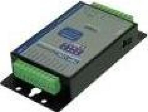 Modul Modbus 4 intrari digitale + 4 iesiri releu RS485 de la Electric Film S.r.l.