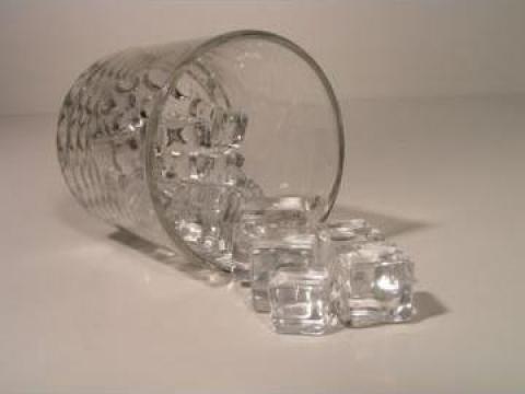 Cuburi gheata 5 kg de la Sc Ice World Srl