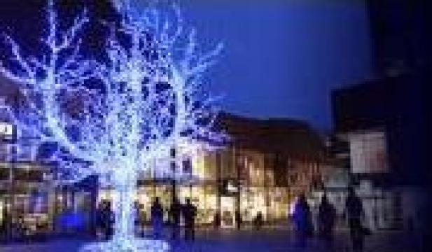 Produse de iluminat festiv, corpuri iluminat de la V&p Top Systems