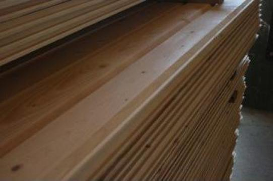 Lambriu lemn slefuit