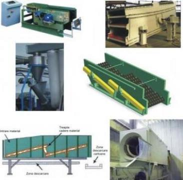 Echipamente pentru sortare, separare, reciclare de la Plastic Systems Srl