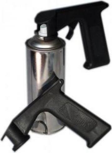 Vopsea control Black in Spray control auto de la I.N.P. Automotive Srl