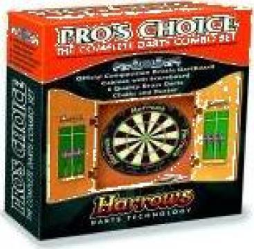 Joc dart's board pentru darts pro choice de la L & F Electronics Srl
