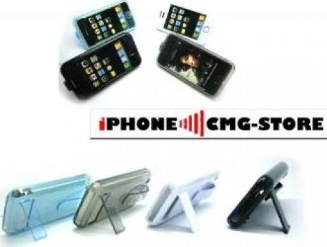 Husa Transparenta iPhone de la Cmg-store