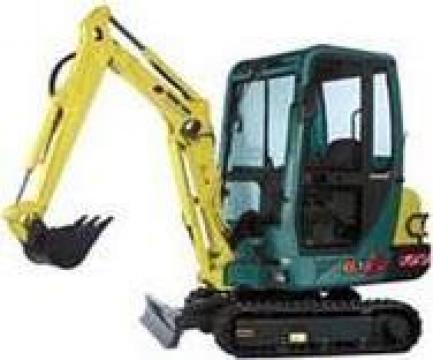 Excavatoare mini 1-2 t de la Paldo Group International Sa