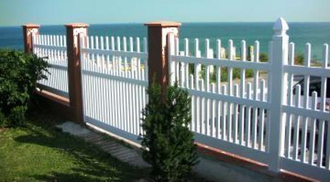 Garduri PVC California de la Spectrum Construct