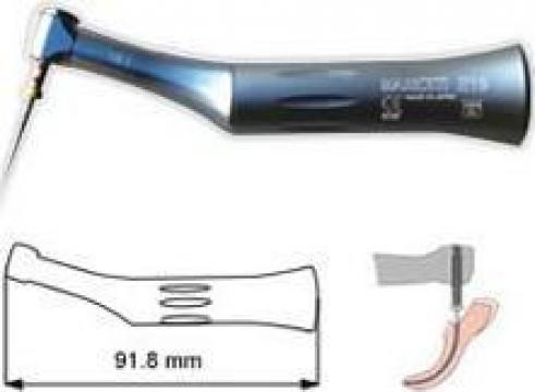 Micromotor endodontic contra-angle 16:1 de la Irali International Inc.