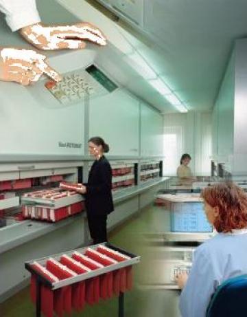 Depozite automate pentru birouri de la Elmas