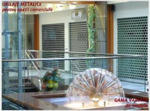 Grilaje otel si aluminiu - Constanta de la Gamaterm Design