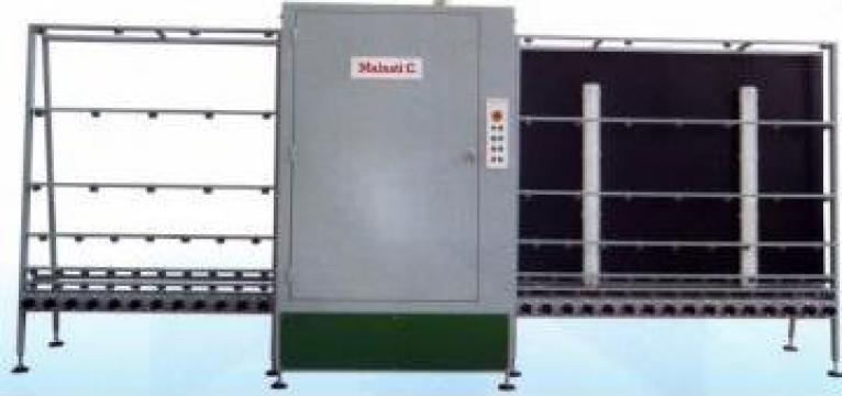 Masina de spalat sticla - geam termopan de la Edilizia Tools Srl