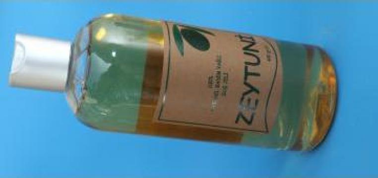 Gel de dus din ulei de masline 400 ml de la S.c. Semyr Impex S.r.l.