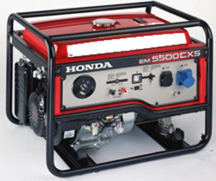 Generator Honda - 5.5 Kw, pornire electrica