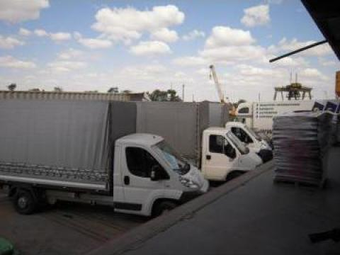 Transport si distributie marfa