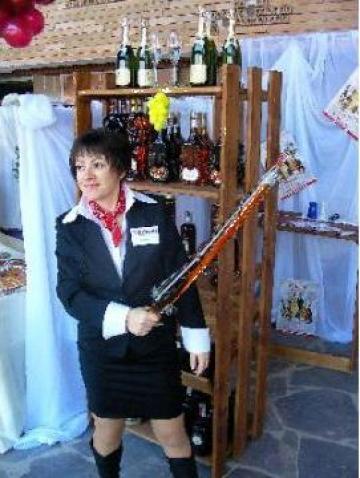 Vin ars/ distilat maturat din vin (cognac) de la Danigea