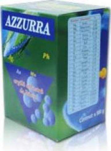 Argila cosmetica albastra untoasa de Raciu Azzurra de la Viva Group