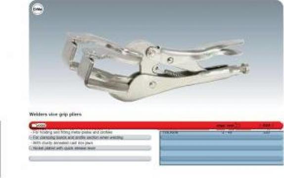 Cleste sudura expert 208 mm KSTools de la Fcc Turbo Srl