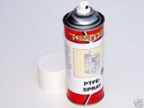 Spray cu teflon pentru ungeri uscate 400 ml