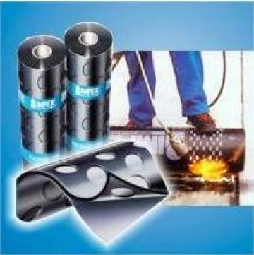 Membrana aditivata cu ardezie