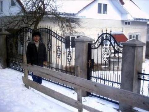 Gard fier forjat de la Alexdor Impex Srl