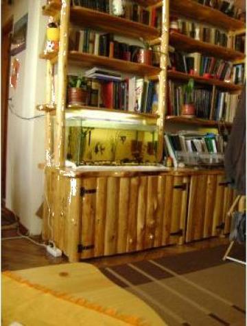 Mobilier rustic pentru interior de la I.I. Benedek Csongor-Jozsef