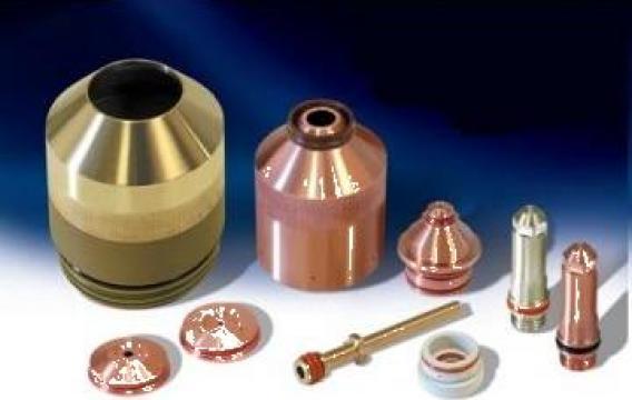 Consumabile taiere, compatibile cu sistemele HPR130si HPR260 de la Thermacut Romania S.R.L.