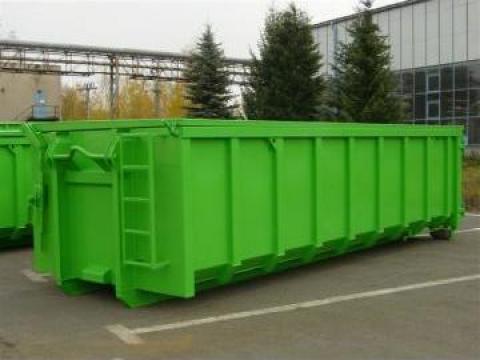 Containere Abroll Varianta neacoperita standard