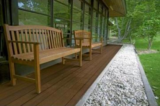 Parchet de exterior (Decking)