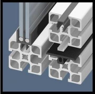 Paneluri pentru profile aluminiu de la Minitec Solutions