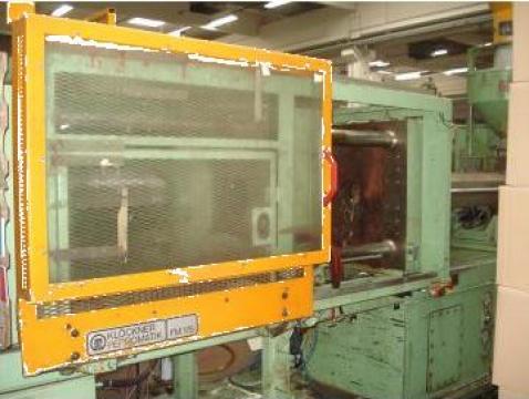 Masini injectie mase plastice, utilaje injectie plastice de la Stanca Industrie Handel