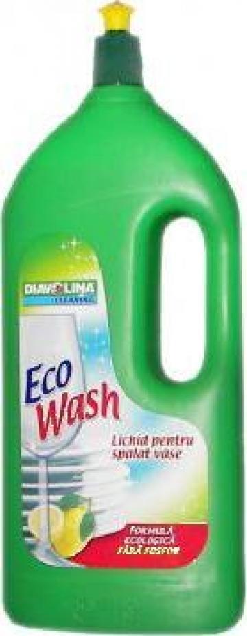 Detergent de vase Ecowash Piatti