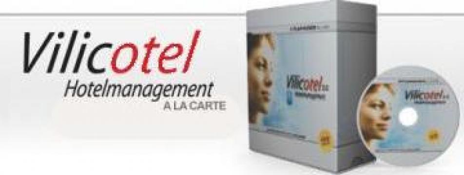 Software hotelier Vilicotel Hotelmanagement de la Ambo Systems Srl