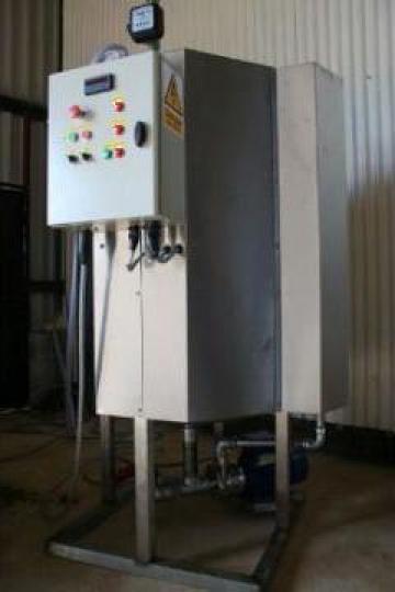 Instalatie biodiesel (motorina ecologica) de la Bianca Sofia Srl