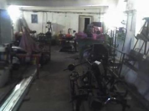 Atelier mecanic de la Sc ETT Srl