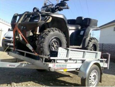 Remorca transport ATV de la MRC Trailer Start