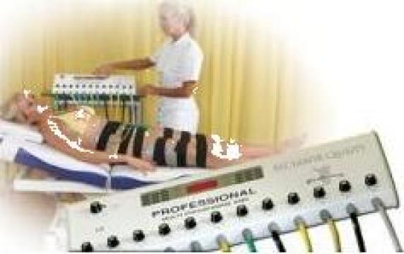 Aparat de electrostimulare Professional 24 Pads de la Sud Sudvrwe SRL
