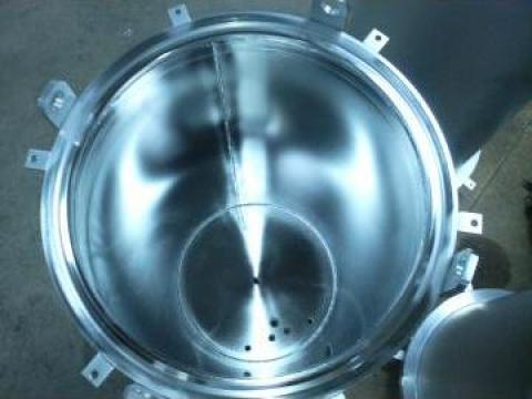 Repere inox lustruite electrochimic